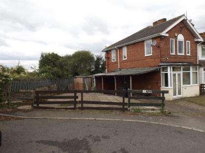 3 Bedrooms End Of Terrace House for sale in Dorlcote Road, Birmingham, West Midlands