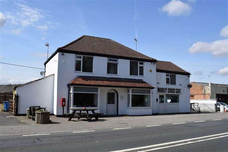 Commercial Property for sale in Brandesburton, Nr Bridlington, East Yorkshire