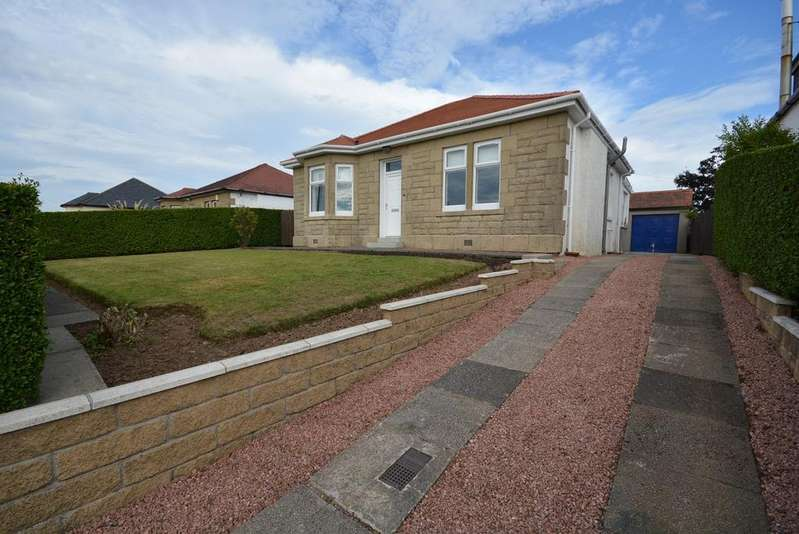 3 Bedrooms Detached Bungalow for sale in Glasgow Road, Kilmarnock, KA3