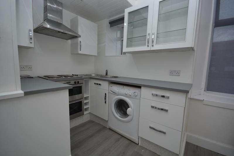 1 Bedroom Flat for sale in Isles Street, Newmilns, KA16