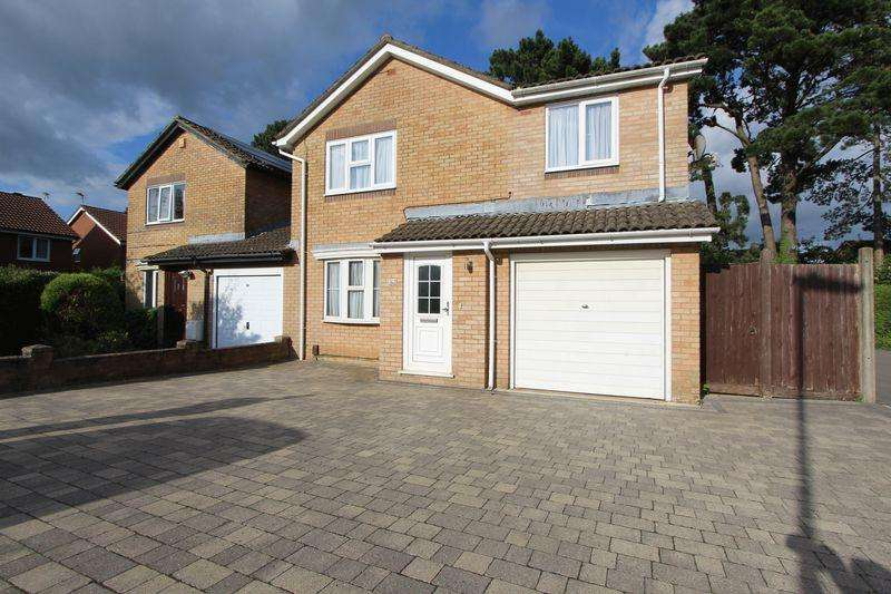 3 Bedrooms Detached House for sale in Harbourne Gardens, West End