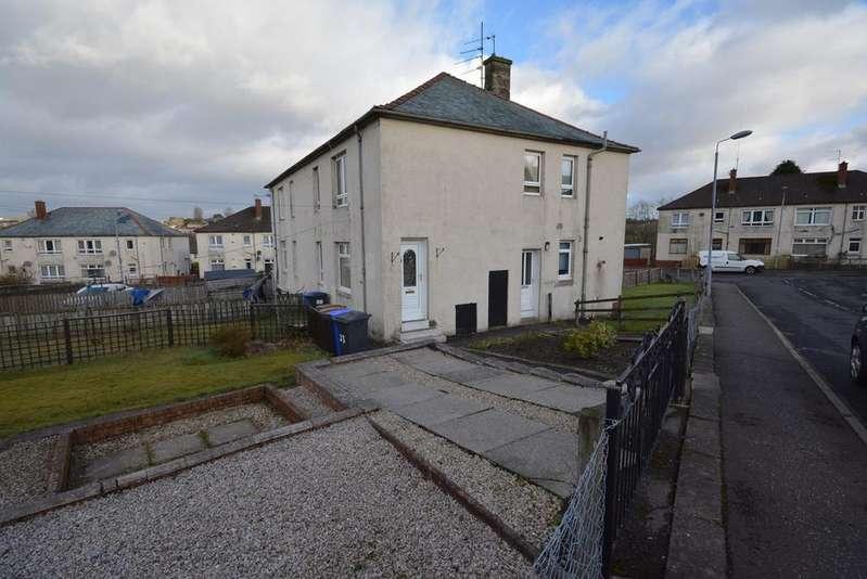 2 Bedrooms Flat for sale in Michie Street, Cumnock, KA18