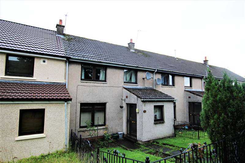 3 Bedrooms Terraced House for sale in Argyll Path, Denny