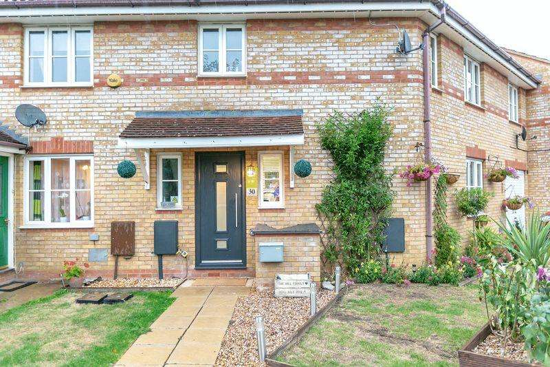 3 Bedrooms Terraced House for sale in Chicksands Avenue, Monkston