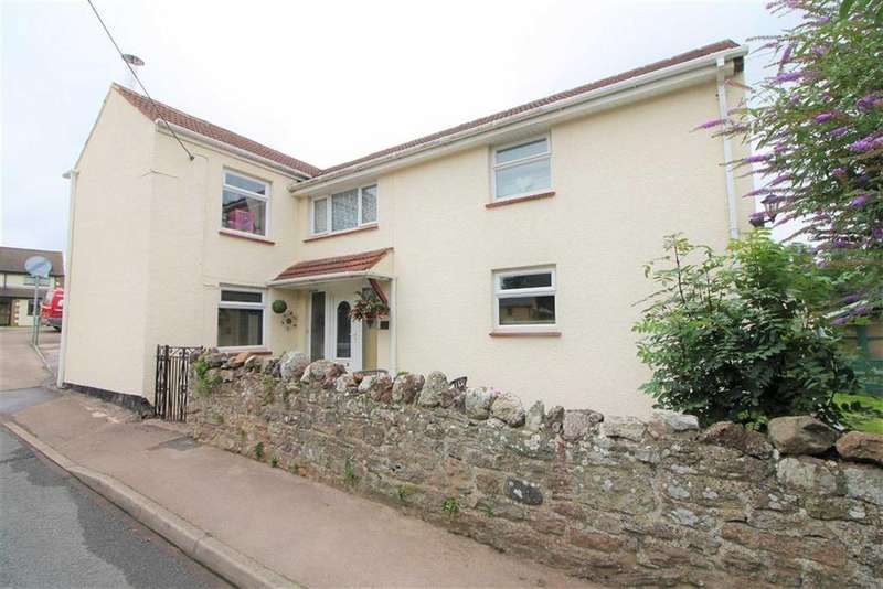 3 Bedrooms Detached House for sale in With Additional Land And Outbuildings, Staunton, Gloucestershire