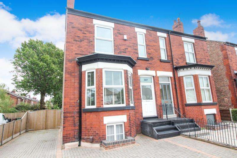 3 Bedrooms Semi Detached House for sale in Stockport Road, Cheadle Heath