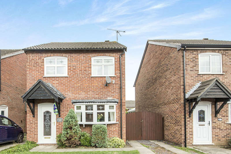 3 Bedrooms Detached House for sale in Charnwood Road, Barwell, Leicester, LE9