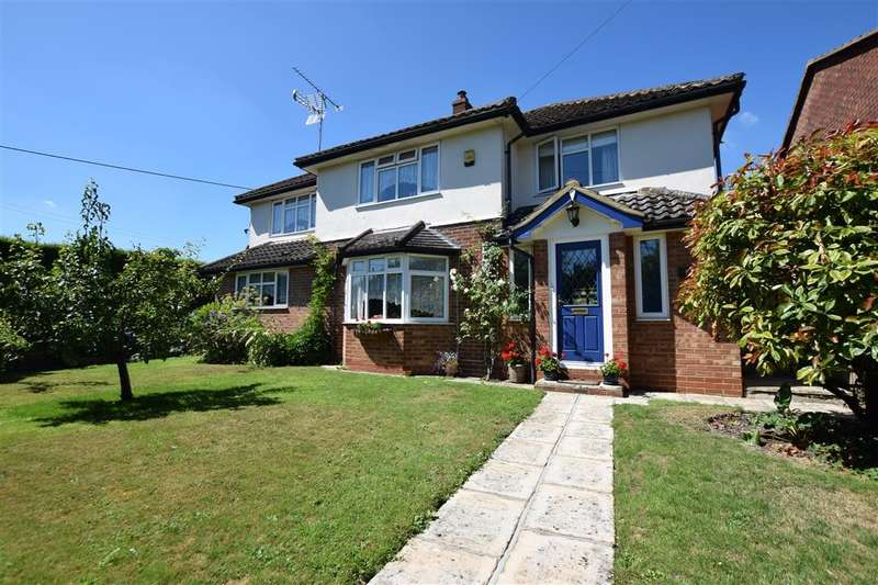 5 Bedrooms Detached House for sale in Riseley, Reading, RG7