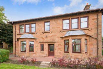 5 Bedrooms Detached House for sale in Dunbeth Avenue, Coatbridge, North Lanarkshire