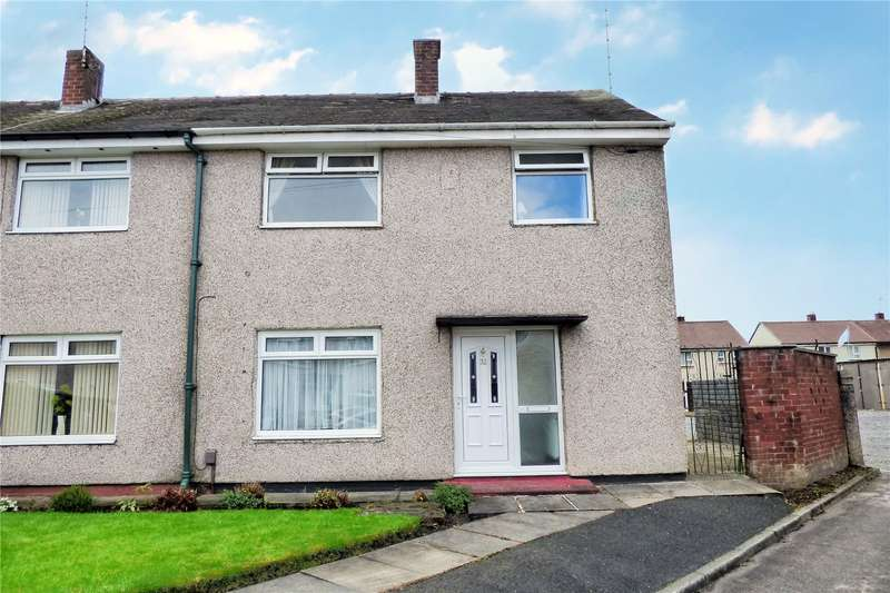 3 Bedrooms Semi Detached House for sale in Thirlmere Road, Rochdale, Greater Manchester, OL11