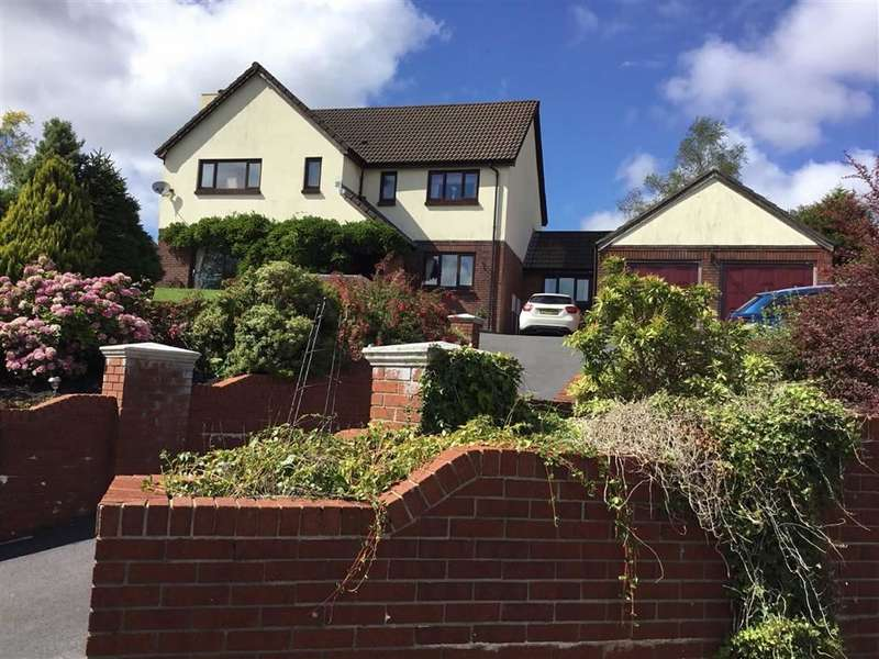 5 Bedrooms Detached House for sale in Bryn Tirion, Pontyberem