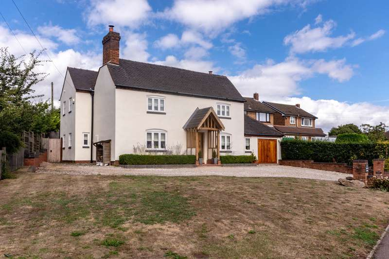 5 Bedrooms Detached House for sale in Main Street, Stonnall, Walsall, WS9