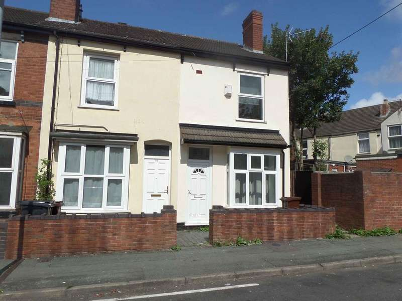 Properties to Rent in Wolverhampton, Crowther Street