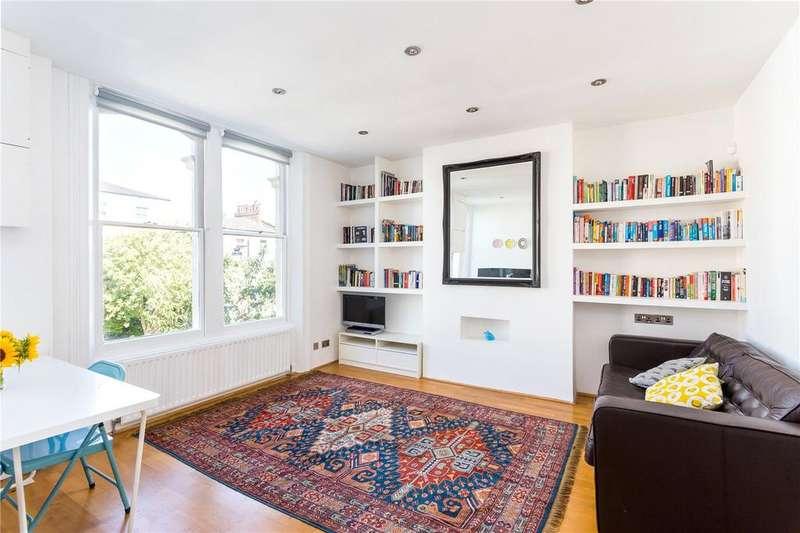 2 Bedrooms Flat for sale in Miranda Road, London, N19