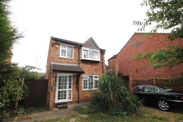 3 Bedrooms Detached House for sale in Northfields, Syston, LE7