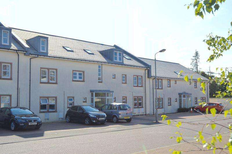 2 Bedrooms Flat for sale in Hill Street, Kilmarnock