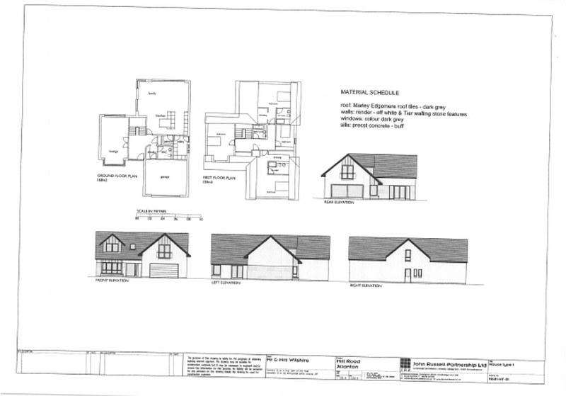 4 Bedrooms Plot Commercial for sale in Plot 2 145 Mill Road, Shotts ML7