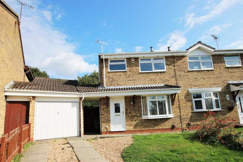 3 Bedrooms Semi Detached House for sale in West End, Southampton