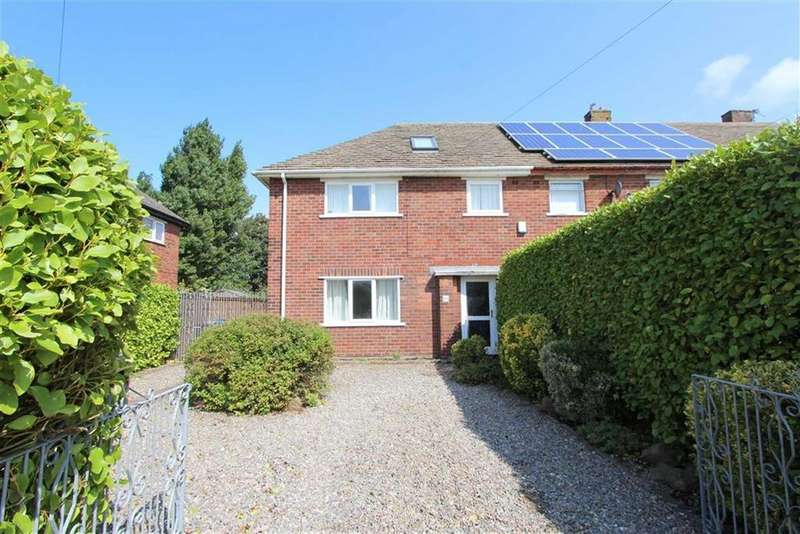 3 Bedrooms End Of Terrace House for sale in Blackpool Road North, Lytham St Annes, Lancashire