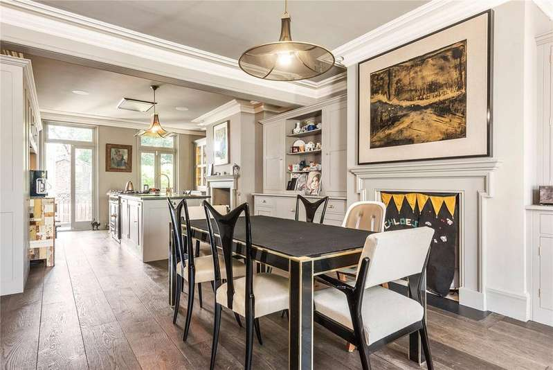 4 Bedrooms Terraced House for sale in Stoke Newington Church Street, Stoke Newington, London, N16