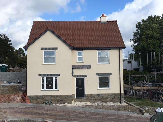 4 Bedrooms Detached House for sale in Lower Broad Park, West Down, Ilfracombe