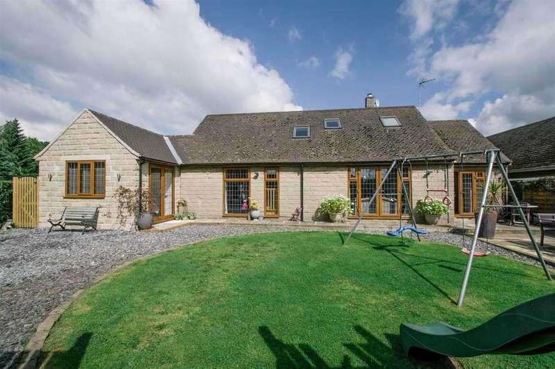 5 Bedrooms Detached House for sale in Kirk Ireton