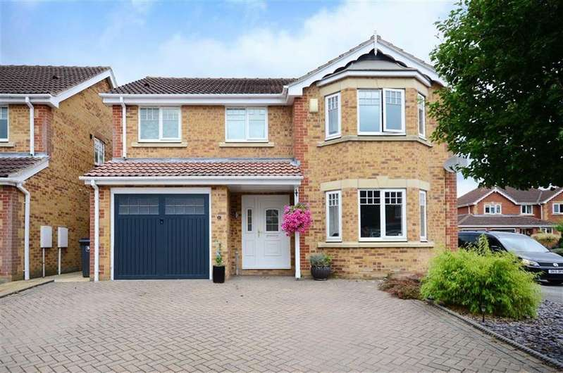4 Bedrooms Detached House for sale in 50, Kelgate, Mosborough, Sheffield, S20