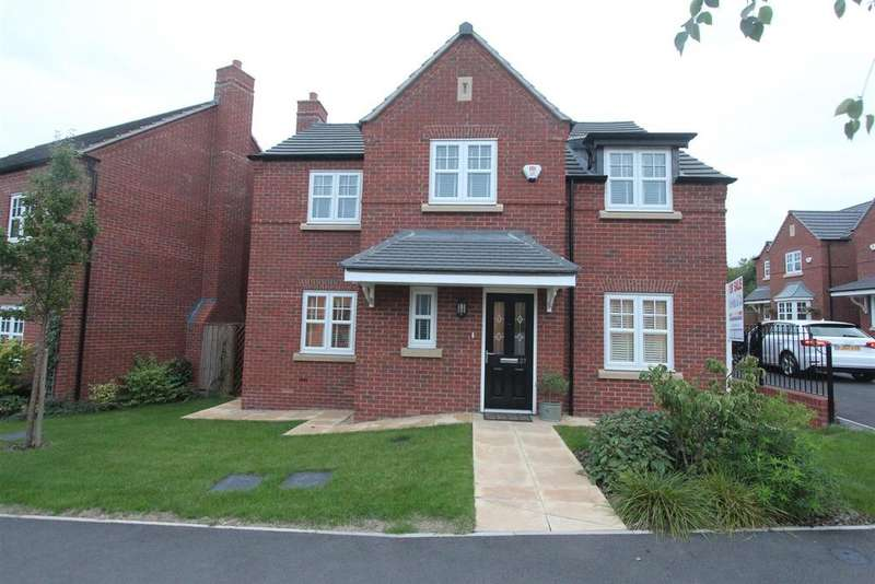 4 Bedrooms Detached House for sale in Wentworth Avenue, Elmesthorpe