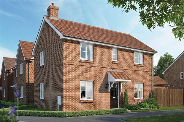3 Bedrooms Detached House for sale in The Oakwood, Meadow Croft, Houghton Conquest
