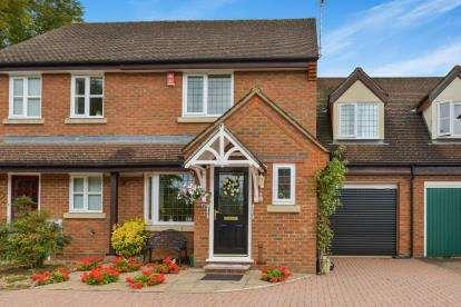 3 Bedrooms Terraced House for sale in Horn Lane, Stony Stratford, Milton Keynes, Bucks