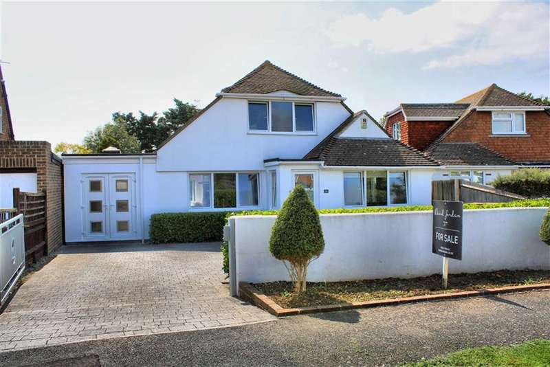 4 Bedrooms Detached House for sale in Tudor Close, Seaford, East Sussex