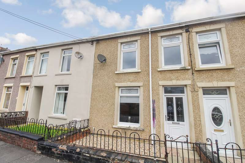 3 Bedrooms Terraced House for sale in Arnold Place, Tredegar, NP22