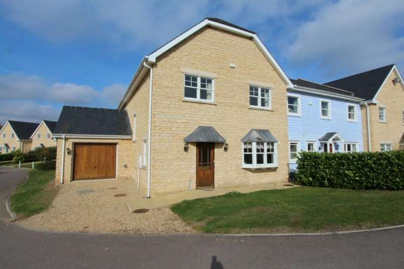 4 Bedrooms Semi Detached House for sale in Waters Edge, Wansford