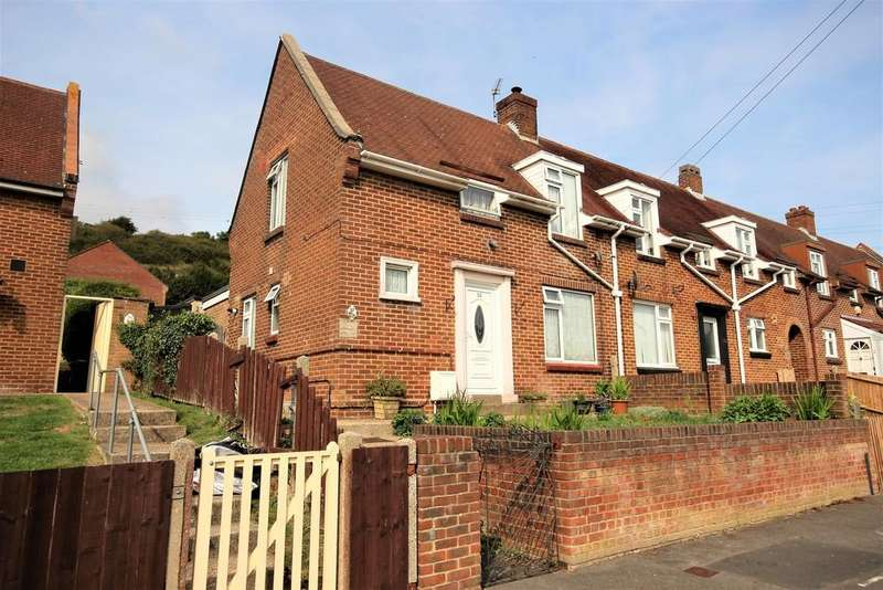 3 Bedrooms End Of Terrace House for sale in Harleston Road, Wymering