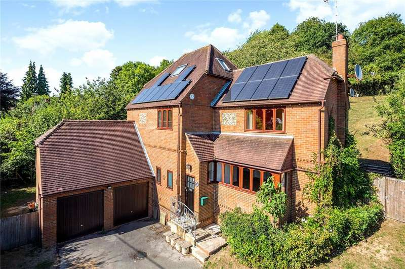 6 Bedrooms Detached House for sale in Speen Road, North Dean, High Wycombe, Buckinghamshire, HP14