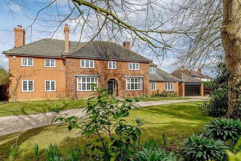 5 Bedrooms House for sale in Ampthill Road, Silsoe, Bedford