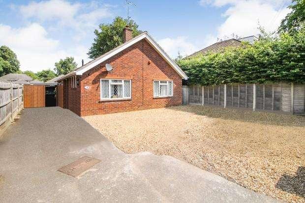 3 Bedrooms Bungalow for sale in Reading Road, Farnborough , GU14