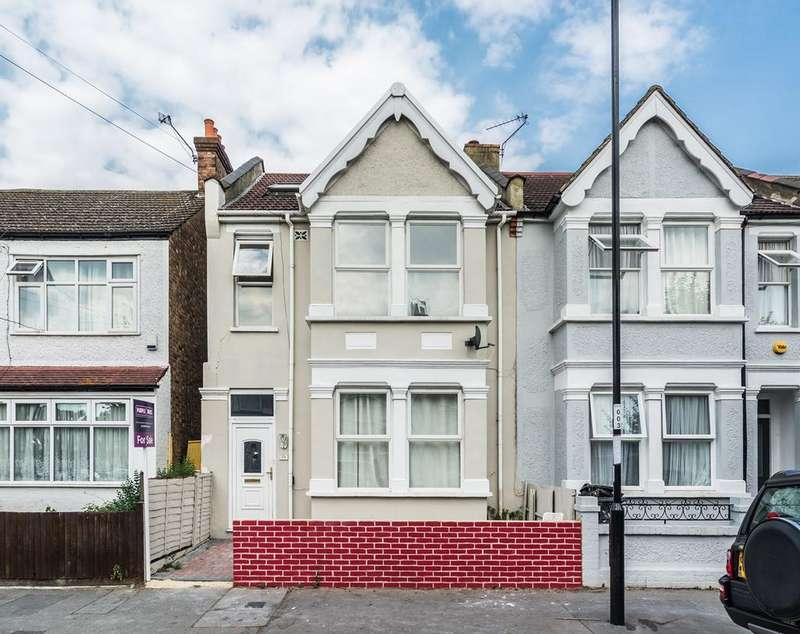 5 Bedrooms End Of Terrace House for sale in Beckford Road, Croydon, Surrey, CR0