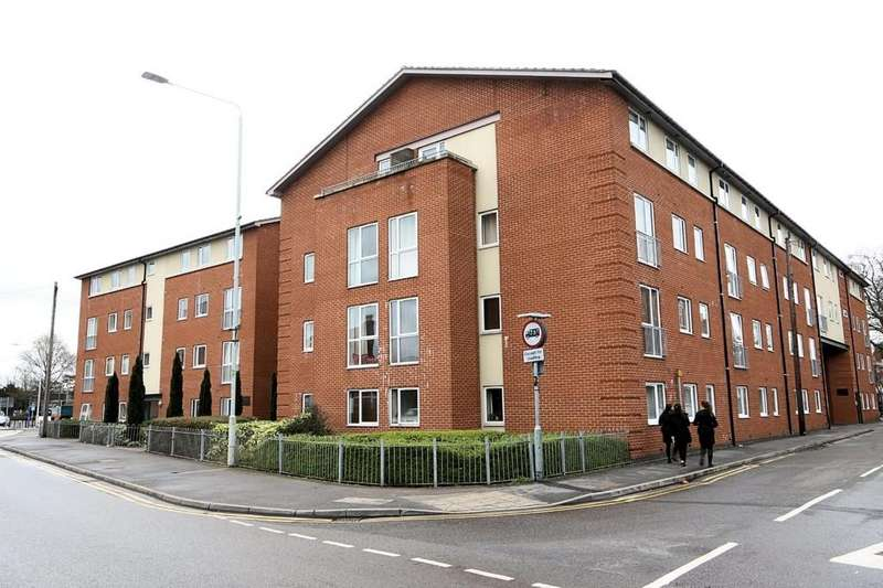 2 Bedrooms Apartment Flat for sale in Sovereign Court, Victoria Street, Loughborough