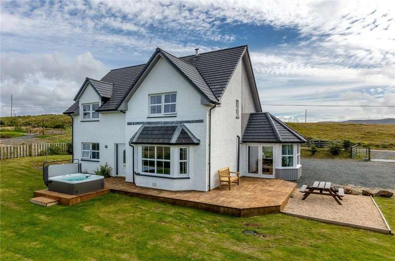 5 Bedrooms Detached House for sale in Bayview, Bunessan, Isle of Mull, PA67