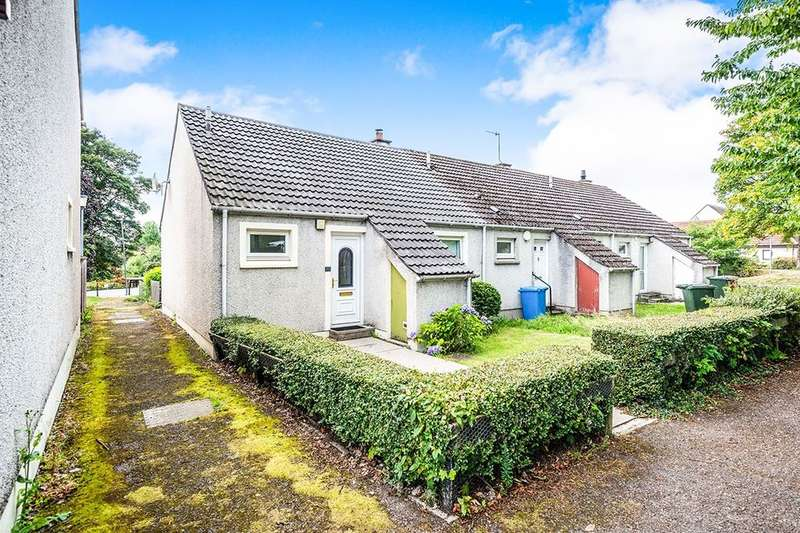 1 Bedroom Semi Detached Bungalow for sale in Ferry Brae, North Kessock, Inverness, IV1
