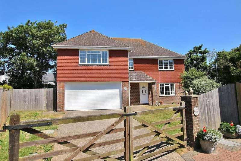 5 Bedrooms Detached House for sale in Bydown, Seaford