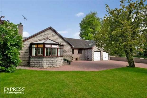 5 Bedrooms Detached House for sale in Kintore, Inverurie, Aberdeenshire