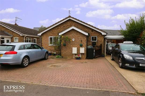 3 Bedrooms Detached Bungalow for sale in Belvoir Close, Stamford, Lincolnshire