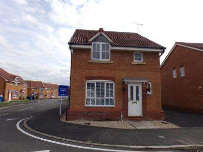 3 Bedrooms Detached House for sale in FFordd Idwal, Tower Gardens, Prestatyn, Denbs, LL19