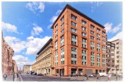1 Bedroom Flat for sale in Ingram Street, Merchant City, Glasgow