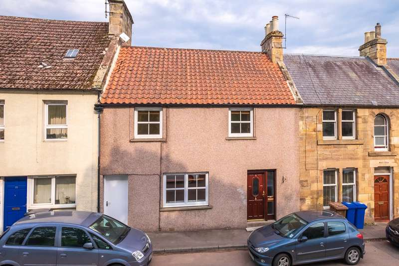 3 Bedrooms Terraced House for sale in 18 Burnside North, Cupar, Fife, KY15