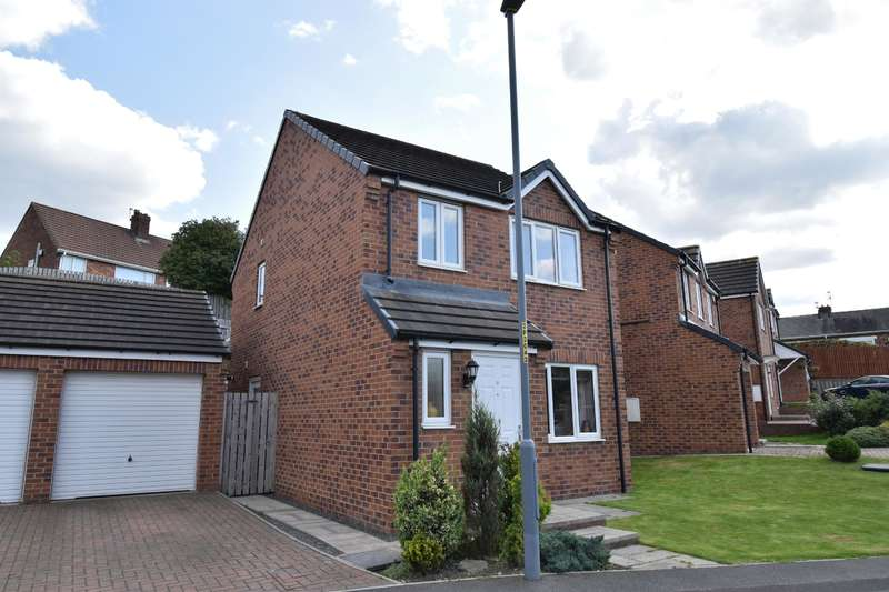 3 Bedrooms Detached House for sale in Pottery Wharf, Thornaby, Stockton-on-Tees, TS17 6DT