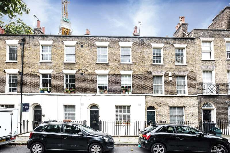 2 Bedrooms Flat for sale in Ashby Street, London, EC1V