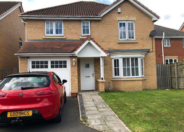 4 Bedrooms Detached House for sale in Winford Grove, Wingate TS28